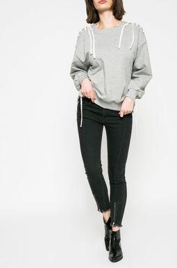 Woman's Jeansy Comfort Zone czarny
