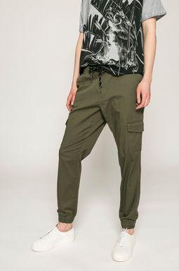 Woman's Spodnie damskie Basic zielone