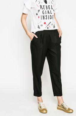 Woman's Spodnie damskie Comfort Zone czarne