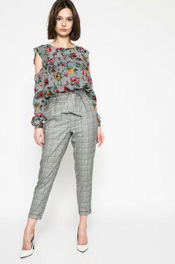 Woman's Spodnie damskie Comfort Zone szare