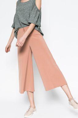 Woman's Spodnie damskie Yoga różowe