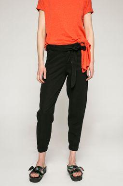 Woman's Spodnie damskie Basic czarne