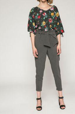 Woman's Spodnie damskie Yoga szare