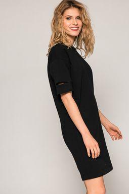 Woman's Sukienka damska Cute and Bleak czarna