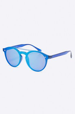 Man's Okulary Let's Rebel niebieskie