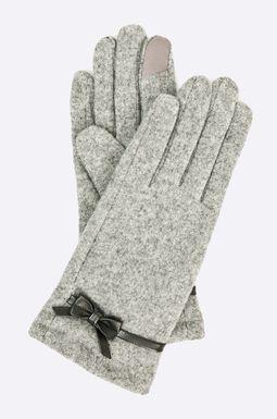 Woman's Rękawiczki Hogwarts szare