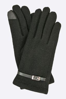 Woman's Rękawiczki Hogwarts czarne