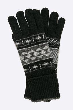 Man's Rękawiczki North Storm czarne