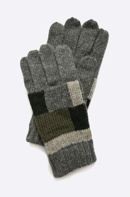 Man's Rękawiczki męskie A_Human Nature szare
