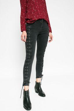 Woman's Jeansy damskie Stargazer czarne