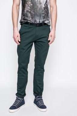 Man's Spodnie męskie Nocturnal ciemnozielone