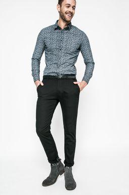 Man's Spodnie męskie Nocturnal czarne