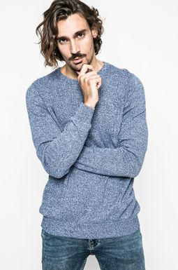 Man's Sweter męski Nocturnal niebieski