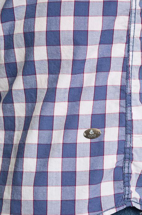 Man's Koszula Marina niebieska