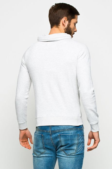 Man's Bluza Cruising szara
