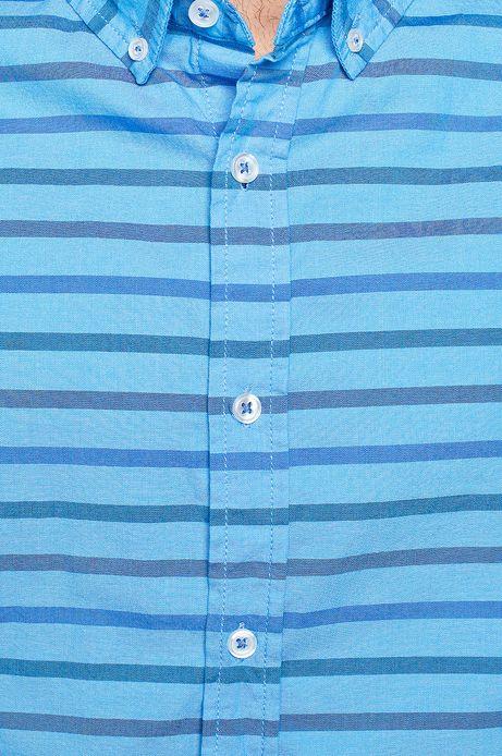 Man's Koszula Cruising niebieska
