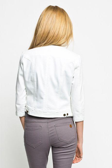 Woman's Kurtka RockingIt biała