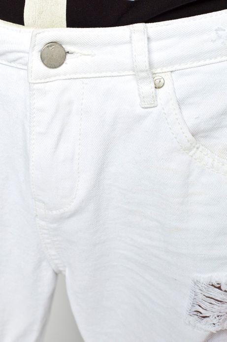 Jeansy RockingIt białe