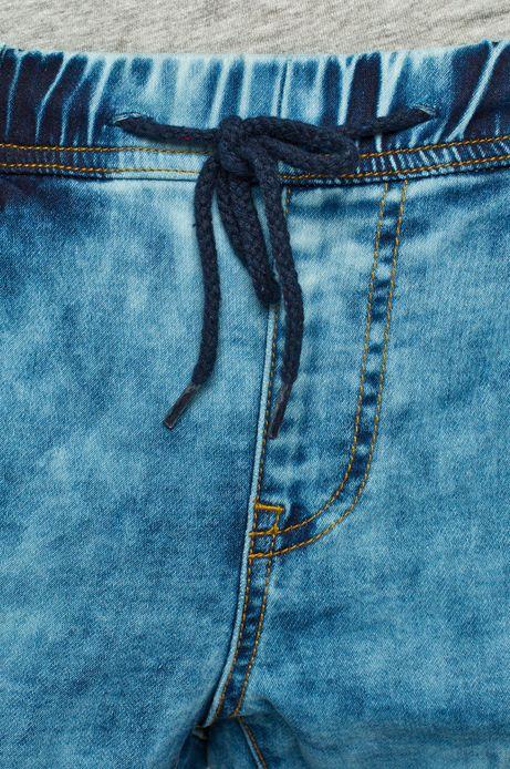 Jeansy Cruising niebieskie
