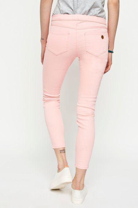 Woman's Spodnie Cruising różowe