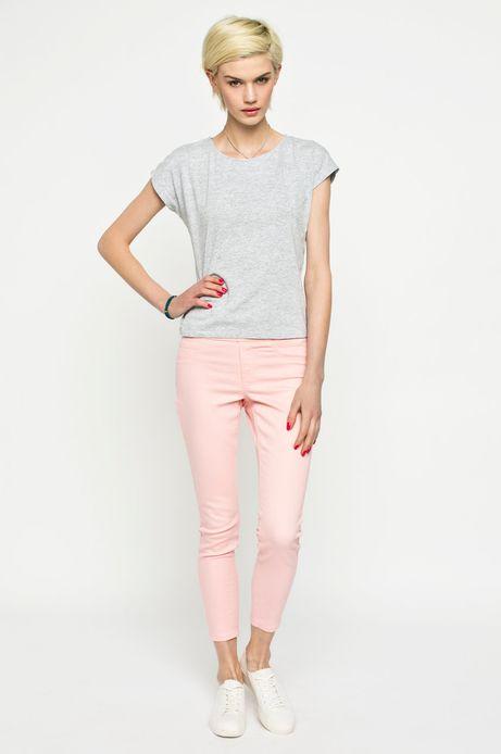 Spodnie Cruising różowe