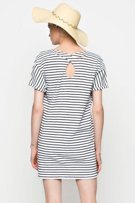 Woman's Sukienka Cruising biała