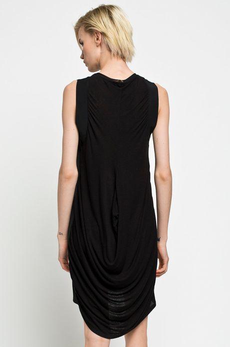 Woman's Sukienka Work In Progress czarna