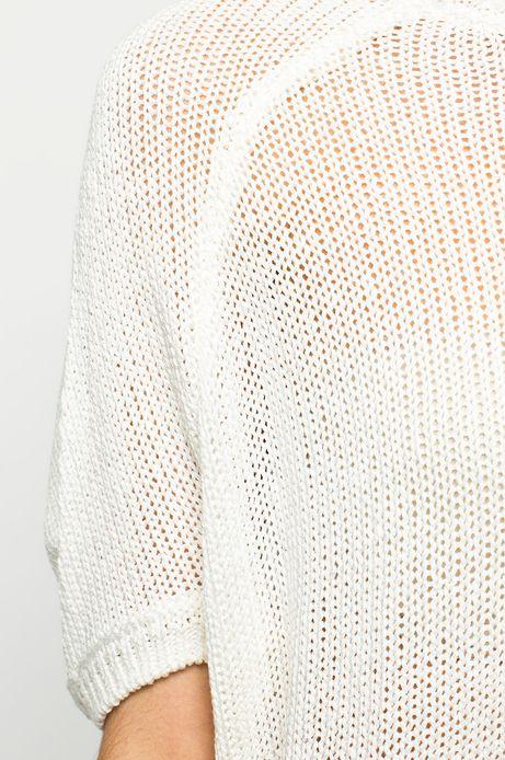 Sweter Cruising biały