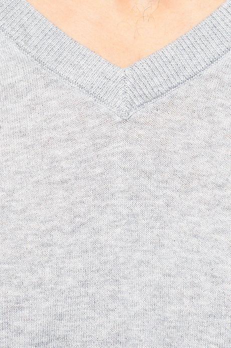 Man's Sweter Cruising szary