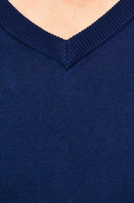 Sweter Cruising niebieski