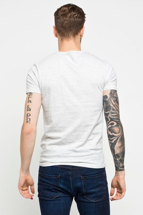 Man's T-shirt Cruising transparentny