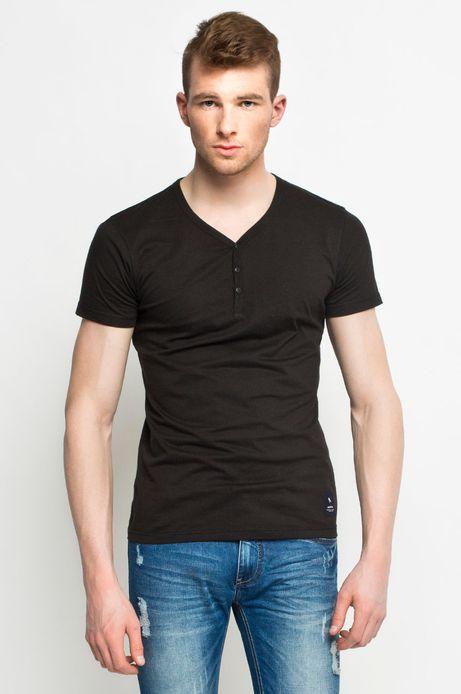 T-shirt Cruising czarny