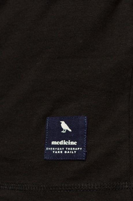 Man's T-shirt Cruising czarny