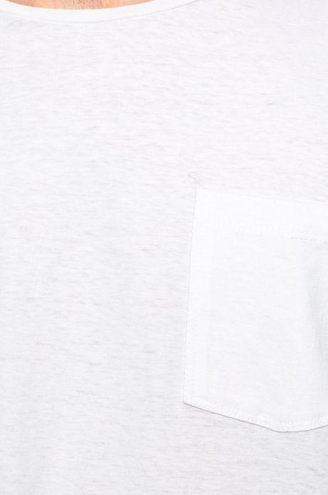 T-shirt Cruising biały