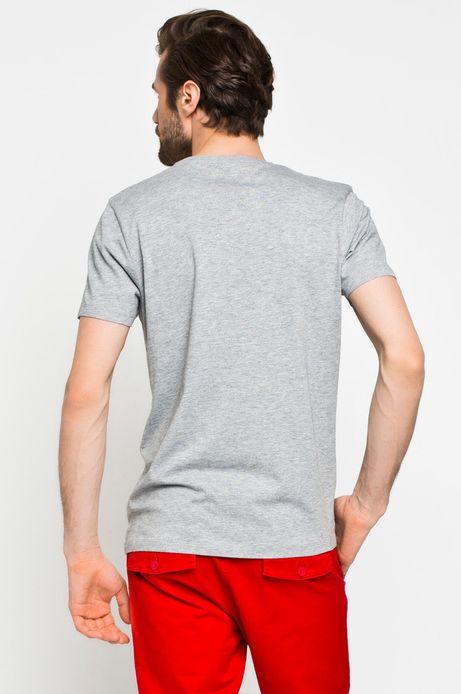 T-shirt Cruising szary