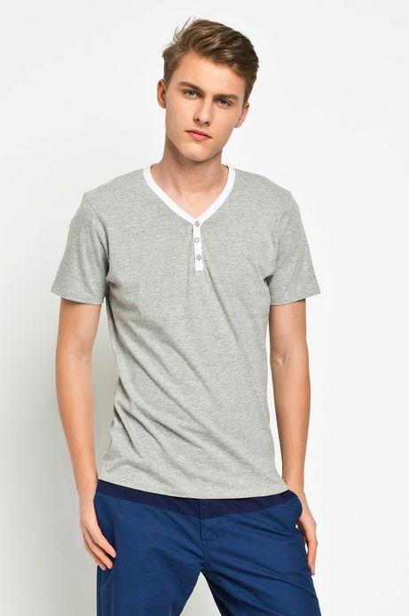 Man's T-shirt Cruising szary