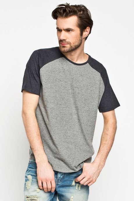 Man's T-shirt RockingIt szary