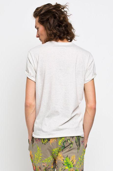 T-shirt Rocking It szary