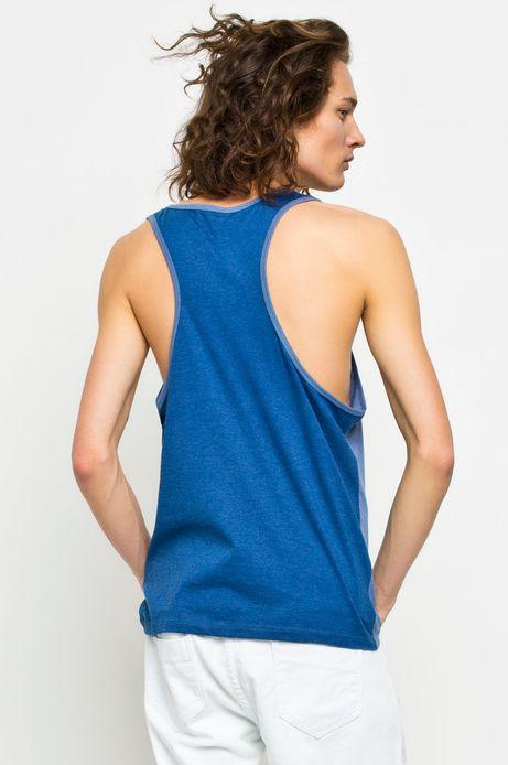 T-shirt Rocking It niebieski