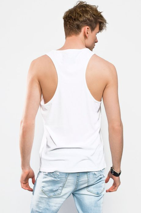 T-shirt Rafał Wechterowicz for Medicine biały