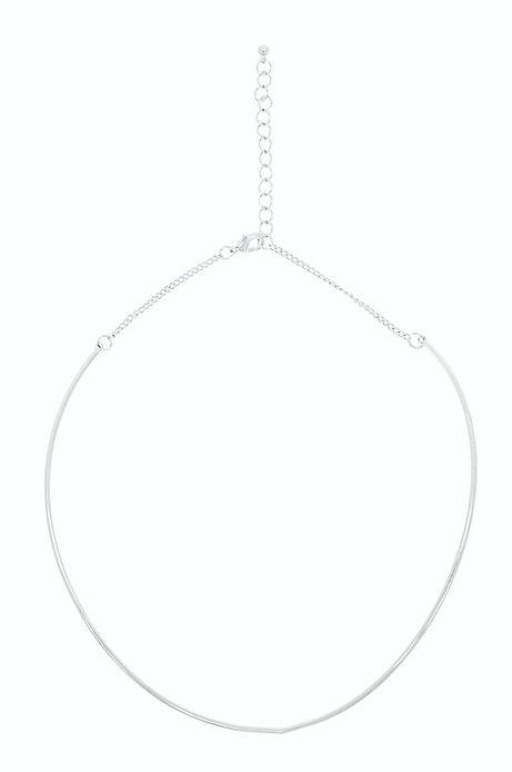Woman's Naszyjnik Artisan srebrny