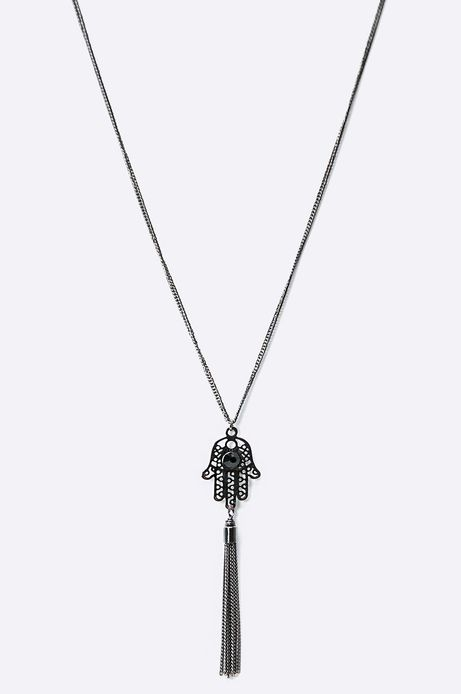 Woman's Biżuteria Artisan czarna