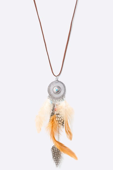 Biżuteria Artisan brązowa