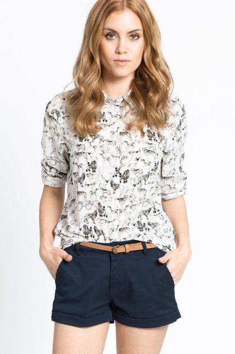 Woman's Koszula Must Have biała
