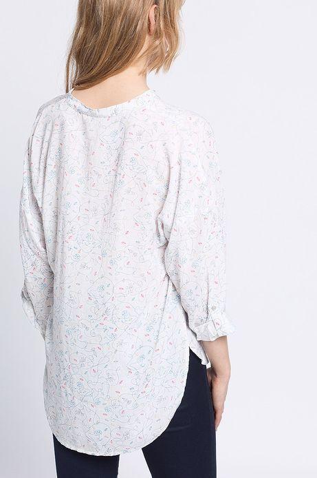 Koszula Decadent kremowa