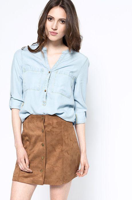 Koszula Artisan niebieska