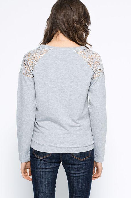 Woman's Bluza Decadent szara