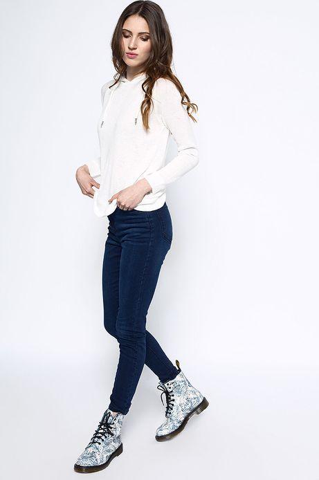 Bluza Artisan biała