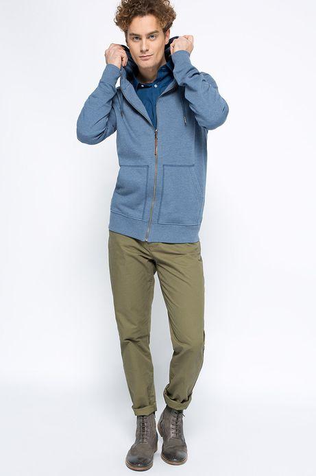 Bluza Artisan niebieska