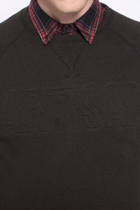 Man's Bluza Artisan czarna